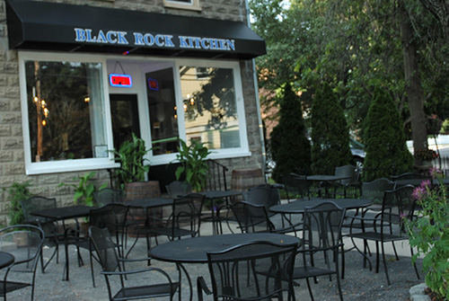 Black Rock Kitchen Croton On Hudson, Ny Westchester County CrotonGuides.com  Outside ...
