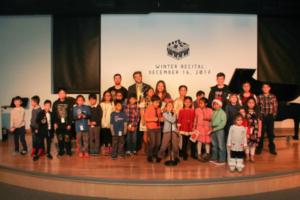 Croton Harmon Music Academy Croton-on-Hudson Recital