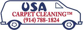USA Carpet Cleaning logo